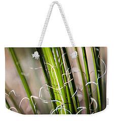 Tropical Grass Weekender Tote Bag