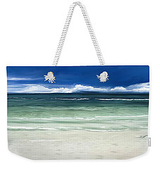 Tropical Ocean Weekender Tote Bag by Anthony Fishburne