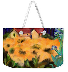 Tropical View Weekender Tote Bag