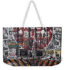 Truck Butts Weekender Tote Bag by Blue Sky
