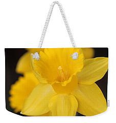 Trumpet Daffodil Named Exception Weekender Tote Bag