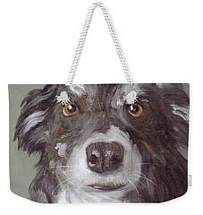 Trusting Eyes Weekender Tote Bag