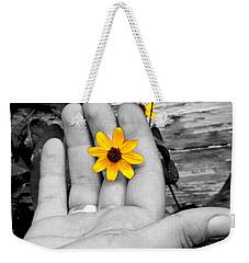 Try Seeing It In Color Weekender Tote Bag