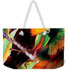 Tu Can Toucan Weekender Tote Bag
