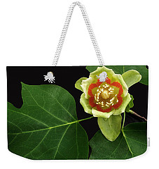 Tulip Bloom Weekender Tote Bag