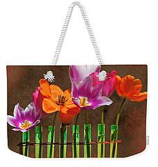 Tulip Experiments Weekender Tote Bag