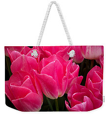 Weekender Tote Bag featuring the photograph Tulip Festival - 19 by Hanza Turgul