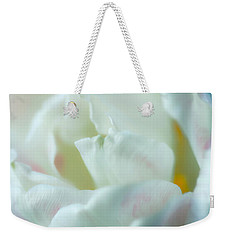 Weekender Tote Bag featuring the photograph Tulip by Jonathan Nguyen