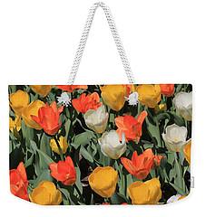 Tulip Stretch Weekender Tote Bag