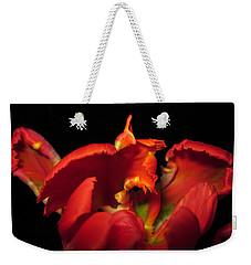 Tulipmelancholy Weekender Tote Bag