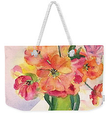 Tulips For Mother's Day Weekender Tote Bag