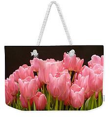 Tulips In Bloom Weekender Tote Bag