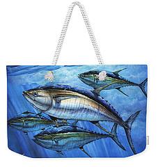 Tuna In Advanced Weekender Tote Bag