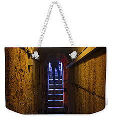 Tunnel Exit Weekender Tote Bag by Carlos Caetano
