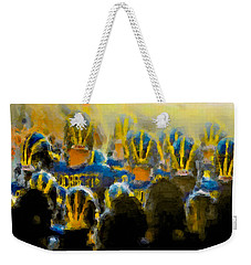 Tunnel Fever Special Weekender Tote Bag by John Farr
