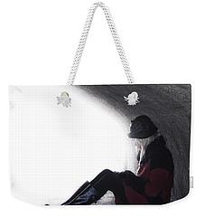 Tunnel Weekender Tote Bag by Joana Kruse