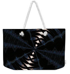 Weekender Tote Bag featuring the photograph Tunnel by Robyn King
