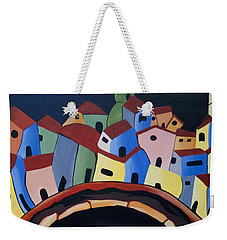 Tunnels Of Guanajuato Weekender Tote Bag