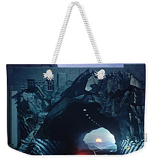 Tunnelvision Weekender Tote Bag by Blue Sky