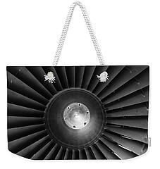 Turbo Weekender Tote Bag