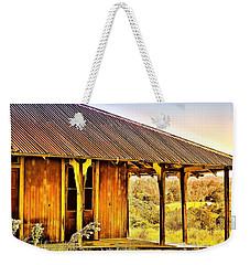 Turn Back Time Weekender Tote Bag by Wallaroo Images
