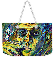 Turn Pro Weekender Tote Bag