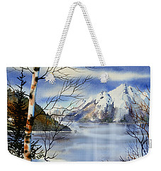 Turnagain View Weekender Tote Bag