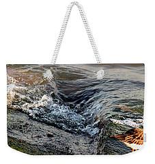 Turnstone By The Water Weekender Tote Bag