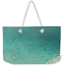 Turquoise Jewels Weekender Tote Bag
