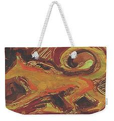 Tusany Dog Italy Weekender Tote Bag