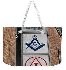 Tuscan 342 Weekender Tote Bag