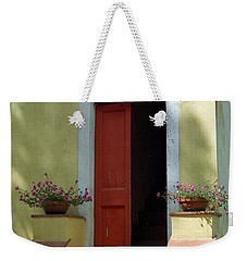 Tuscan Door Weekender Tote Bag