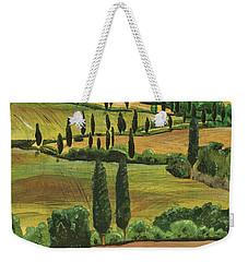 Tuscan Dream 1 Weekender Tote Bag