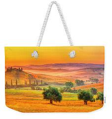 Tuscan Dream Weekender Tote Bag