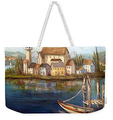 Tuscan Italian Paintings Weekender Tote Bag