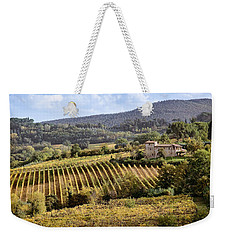 Tuscan Valley Weekender Tote Bag