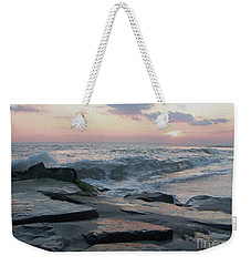 Twilight At Cape May In October Weekender Tote Bag
