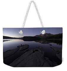 Twilight On Silver Lake Weekender Tote Bag