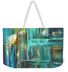 Twilight Weekender Tote Bag by Valerie Travers