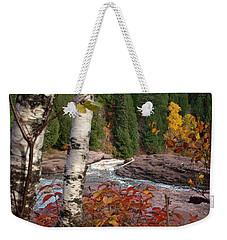 Twin Aspens Weekender Tote Bag by James Peterson