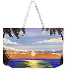 Twin Palms Weekender Tote Bag by Darren Robinson