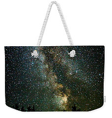 Twinkle Twinkle A Million Stars  Weekender Tote Bag by Wes and Dotty Weber