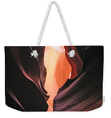 Twisted Canyon Weekender Tote Bag by Marcia Socolik