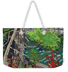 Twisted Island Weekender Tote Bag