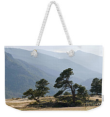 Twisted Pines Weekender Tote Bag