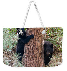 Two Bears Weekender Tote Bag
