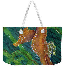 Two By Sea Weekender Tote Bag by Amy Kirkpatrick