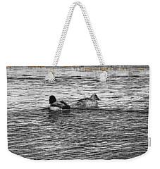 Two Weekender Tote Bag by Lenore Senior