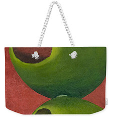 Two Olives In Search Of A Bloody Mary Weekender Tote Bag