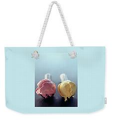 Two Scoops Of Ice Cream Weekender Tote Bag